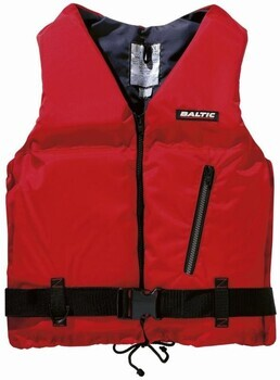 Foto - SAFETY JACKET- BALTIC AXENT 50 N, 30-50 kg