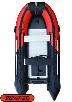 Foto - INFLATABLE BOAT- PROMARINE DELUXE APL380