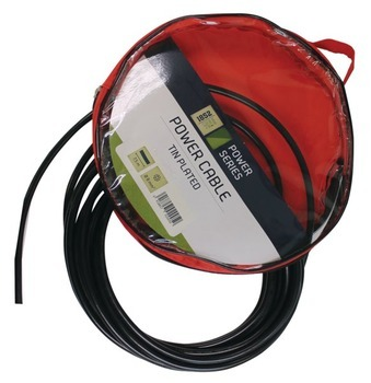 Foto - POWER CABLE, TINNED, BLACK, 35 mm², 15 m