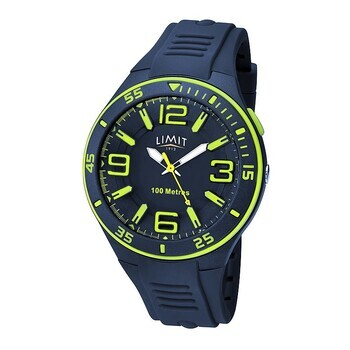 Foto - WATCH- LIMIT SPORTS, LIME/NAVY