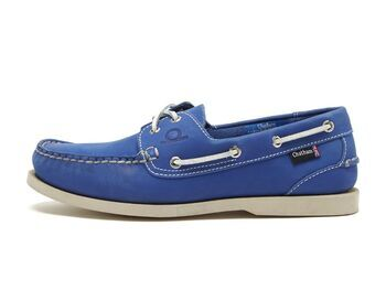 Foto - DECK SHOES- CHATHAM PACIFIC, COBALT, no.42