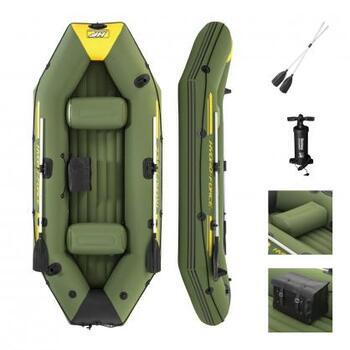 Foto - INFLATABLE BOAT- HYDRO FORCE MARINE PRO