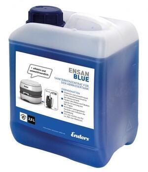 Foto - LIQUID FOR CHEMICAL TOILET ENSAN BLUE, 2.5 l